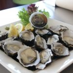 1 Doz Natural Oysters