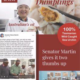 Oscar Tasmanian Seafood